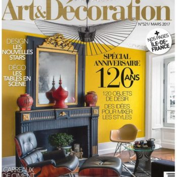 Art & Décoration – Mars 2017